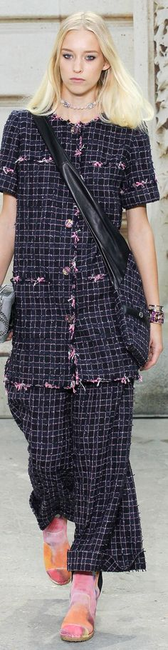 CHANEL Collection  Spring 2015 \\