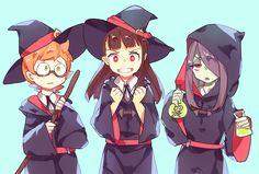 Resultado de imagen para Little Witch Academia