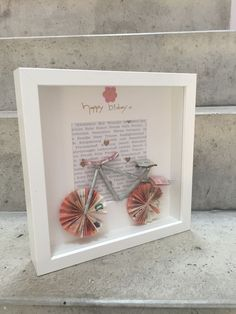 geldgeschenk fahrrad money gift bicycle gift bicycle The post money gift bicycle first appeared on wedding gift ideas. Don D'argent, Creative Money Gifts, Baby Bike, Old Bottles, Upcycled Crafts, Crepe Paper, Diy Crafts For Kids, Pin Collection, Diy Gifts