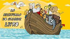 As aventuras do Grande Livro - A Arca de Noé