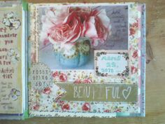 The Painted Flower: Art Journal Pages