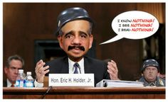 """For most of his tenure as Attorney General, Eric Holder has bemoaned the """"politicization"""" of his office. He is quick to blame Republicans for his many, many, MANY problems. He whines about political attacks from the right and cries about Republican concerns for the multitude of scandals that the Obama administration has endured (some would say for the amount of scandals the Obama administration has perpetrated)."""