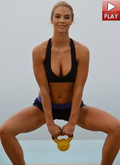 Great Kettle Bell workouts for abs, core, arms, legs and butts for over all fitness. GymRa workouts are designed to exercise multiple muscle groups, to achieve maximum fitness, and best of all it's free to try.