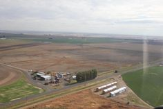 107 acres of Farm / Organic / Agribusiness for sale. Connell, WA