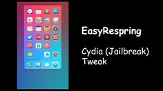 EasyRespring - Respring from App Switcher iOS 9