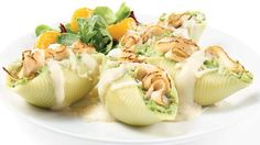 Coquille farcies