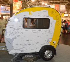 Perhaps it's just that we've been paying closer attention to the segment lately, but we've seen a surge of innovative, small camper hardware over the past few years. Our recent trip to the Dusseldorf Caravan Salon revealed that there are dozens upon dozens of small campers to choose from.