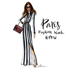 #PFW. Paris fashion week. Anum Tariq for Bluefly| Be Inspirational ❥|Mz. Manerz: Being well dressed is a beautiful form of confidence, happiness & politeness