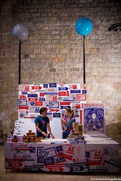 Festivalet craft fair BCN 2014