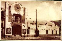 Dombóvár; Ipartestület Mozgószínháza és vendéglője, 1941.