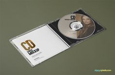 Free Plastic CD Case Mockups   ZippyPixels