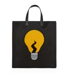 Fendi Lightbulb Tote in Black to buy at Harrods. Shop online and earn Rewards points.