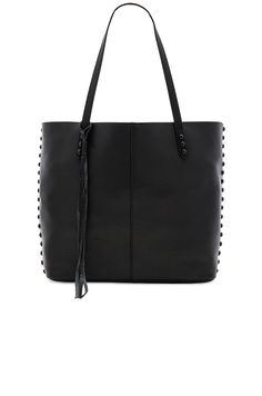 Shop for Rebecca Minkoff Medium Unlined Tote in Black at REVOLVE. Rebecca Minkoff, 5 D, Pouch, Tote Bag, Medium, Hand Bags, Leather, Shopping, Black