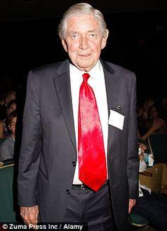 Ralph Waite, 84. John Walton Sr.  The Waltons