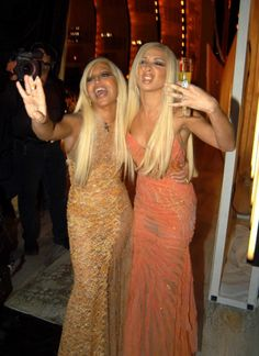 #MayaRudolph From SNL as Donatella Versace! love when she played her in skits back then!