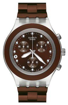 gotta love a Swatch :)