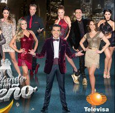 #BailandoPorUnSueño Fue una produccion de los hermanos Galindo para Televisa