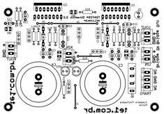 tda7293 vs tda7294 audio power amplifier project pcb39s With tda7293 bridge amplifier circuit lm1036 tone control schematic two tda