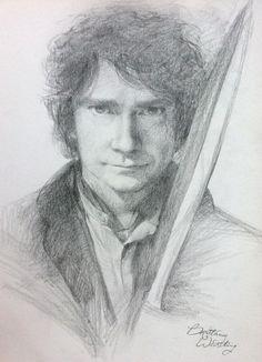 The Hobbit by lordofthepirates.deviantart.com on @DeviantArt