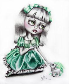 Beautiful Artwork by Marie Larkin
