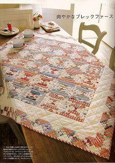Quilts Japan - log cabin 2