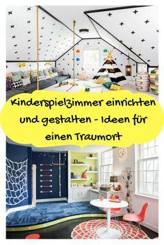 Ohne Zweifel ist das Spielzimmer ein spezieller Ort für Ihre Kinder. Dort können sie herumtoben und sich stundenlang mit ihrem Spielzeug beschäftigen. Das Kinderzimmer muss mit viel Liebe und Fantasie gestaltet werden, damit sich die Kinder auch dort richtig wohl fühlen.