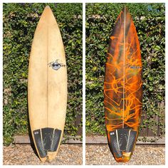Take a used surfboard and custom paint it for a wall or fence, this is what I do for you! Used Surfboards, Custom Paint, Halloween Party, Wood, Fence, Painting, Vintage, Decor, Second Hand Surfboards