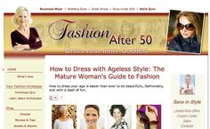Fashion Over 50: 11 Fashion And Beauty Blogs By And For Stylish Post 50s