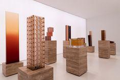 Sabine Marcelis installs 10 Fendi fountains at Design Miami Water Sculpture, Resin Sculpture, Fendi, Bohemian Design, Bohemian Decor, The Shape Of Water, Global Design, Artistic Photography, Op Art
