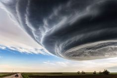 Supercell Storm Over Colorado By Marko Korošec