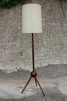 Dreibein Stehlampe A.Östreich Klint/Kaare Panton Knoll Danish Design
