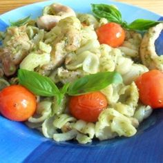 Quick and easy-to-make and utterly delicious.  recipes, pasta, chicken
