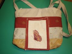 Across the Body Pouch by darleneshreffler on Etsy, $19.00