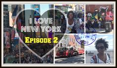 #VLOG - I LOVE NEW YORK - Episode 2 // Times Square - Coney Island - Wil...