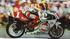 Kevin Schwantz Suzuki rgv 500cc 2strokes 94