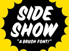 Lush, Script marker font!  Check out Slideshow Display by Drew Melton on Creative Market