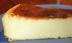 """""""Käse""""-Kuchen ohne Boden"""