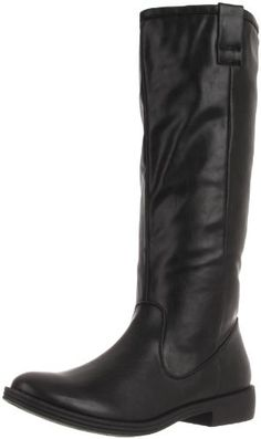 Xelement Women's Advanced Dual Strap Leather Boots With Vibram Soles 35