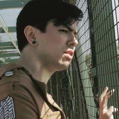 "I Love Attack on titan, And i Love his Attack on titan songs ^^ . -Video: ""That Day"" an Attack on Titan Parody of Pompeii . -Youtube Channel: Nathan Sharp - NateWantsToBattle . Tags: #nathan #nate #nathansharp #natewantstobattle #nate #markiplier #jacksepticeye #pewdiepie #pewdiepie #music #video #musicvideo #cover #lyrics #attackontitan #anime #songcover"