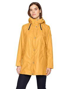 Rain coat For Women Cute - Trench Rain coat Outfit - - Rain coat Cute - - Raincoat Outfit, Yellow Raincoat, Hooded Raincoat, Grunge, Raincoats For Women, Kids Coats, Rain Wear, Wearing Black, Street Styles
