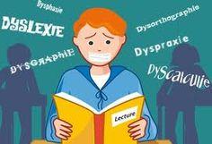 Dyslexie, dyspraxie et autres Dys...