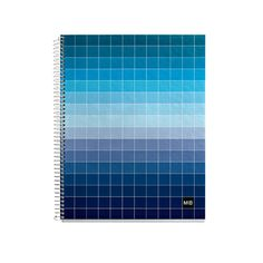 MIQUELRIUS chess Notebook 4 - Blue