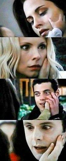 """#Twilight  .... Edward: """"She's gifted."""""""
