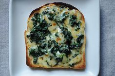 Welsh Rarebit with Spinach | 20 Breakfast Recipes To Take You Around The World