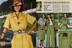 Burda Moden 04.1975 in Libros, revistas y cómics, Revistas, Moda y estilo de…