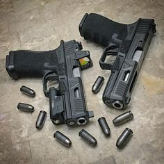 @betrunken1 @agencyarms Bros #agencyarms #agencylife #agent #10mm #glock #glockteam #glock20 #weapon