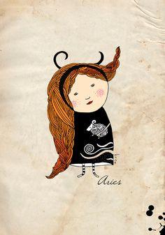 """Aries.    """":O)"""