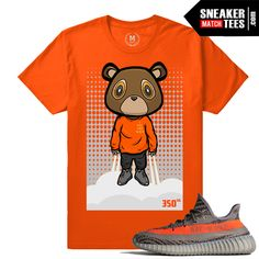 8c840a1e5064 Yeezy Bear shirt Match Yeezy Boost 350 Beluga. Olympic 5 T shirt Jordan  Retro Match