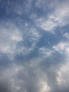 2016년 7월 22일의 하늘 #sky #cloud