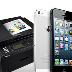 Printing from an iPhone is easier than ever, even if you're in Katmandu and your printer's in Kalamazoo. That's thanks to increased AirPrint compatibility, manufacturers' and third-party printing apps, and printers that will automatically print out documents emailed to them..